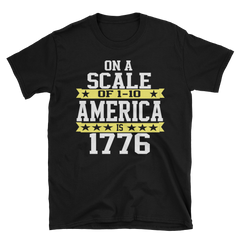 America is 1776,  - Sarx Clothing