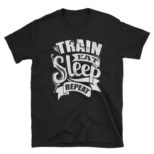 Train,eat,sleep Repeat