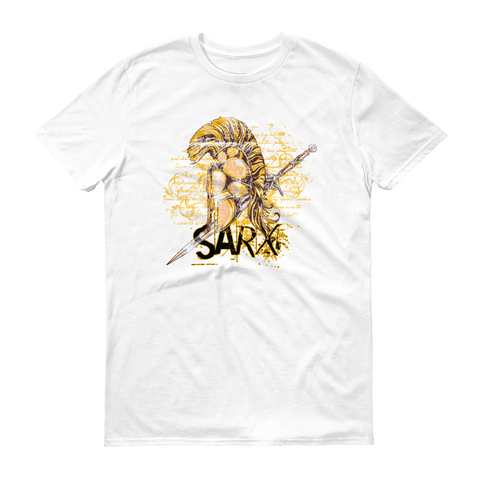 SarX Spartan Fitness Short sleeve t-shirt,  - Sarx Clothing