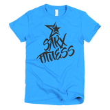 SarX Star (black) Short sleeve women's t-shirt,  - Sarx Clothing