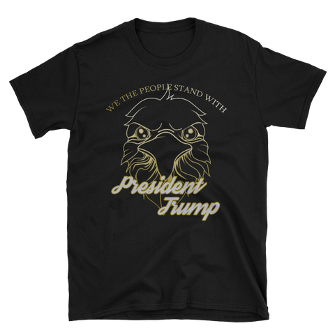 We the People stand with TRUMP - Sarx Clothing