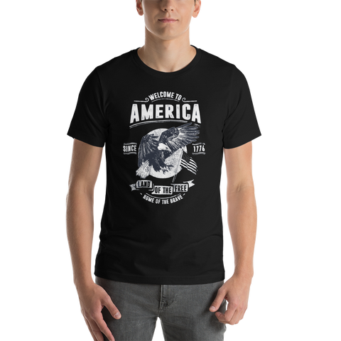 Welcome to America,  - Sarx Clothing