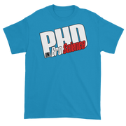 PHD Bro Science Short sleeve t-shirt,  - Sarx Clothing