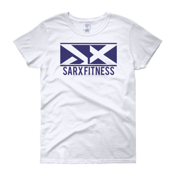 SarX Fitness (LOGO) Women's short sleeve t-shirt - Sarx Clothing