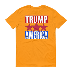 Trump America Short sleeve t-shirt,  - Sarx Clothing