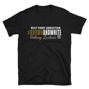 #BrownandWhite (Addiction),  - Sarx Clothing