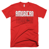 AmericanFreedom Short sleeve men's t-shirt,  - Sarx Clothing