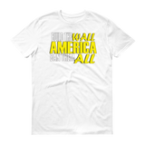 Build the wall Short sleeve t-shirt,  - Sarx Clothing