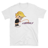 Little Trump Peeing on Liberals,  - Sarx Clothing