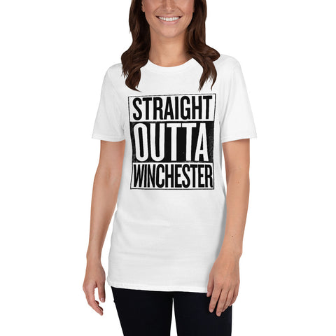 Straight outta Winchester,  - Sarx Clothing