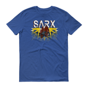 SarX Fitness (Skullhands) Short sleeve t-shirt,  - Sarx Clothing