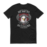 We are born Veterans Short sleeve t-shirt - Sarx Clothing