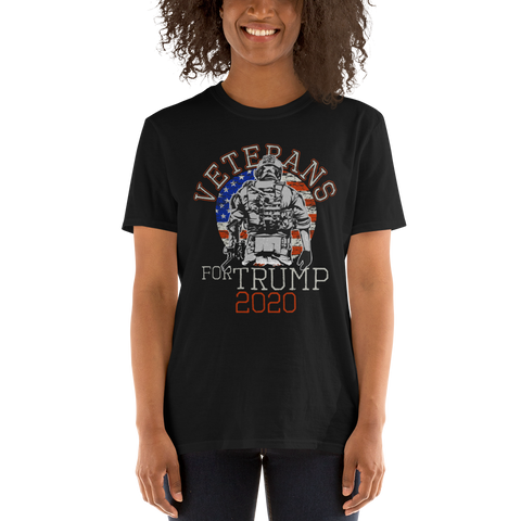 Veterans for Trump 20,  - Sarx Clothing