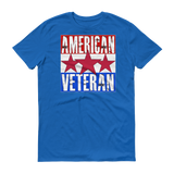 American Vets Short sleeve t-shirt,  - Sarx Clothing