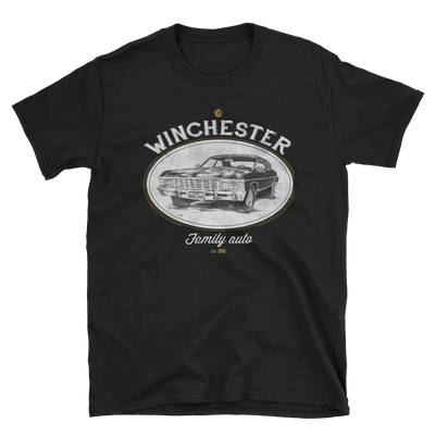 Winchester Family Auto,  - Sarx Clothing