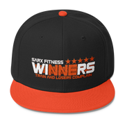 Winners Wool Blend Snapback,  - Sarx Clothing