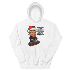 Donald the American Builder Hoodie,  - Sarx Clothing