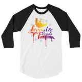 New  Leonid and Friends Long Sleeve,  - Sarx Clothing