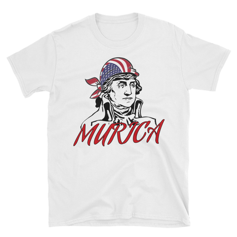 "Washington ""MURICA""  T-Shirt,  - Sarx Clothing"