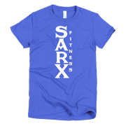 SarX Down Short sleeve women's t-shirt,  - Sarx Clothing