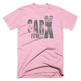 Vintage SarX Short sleeve men's t-shirt,  - Sarx Clothing