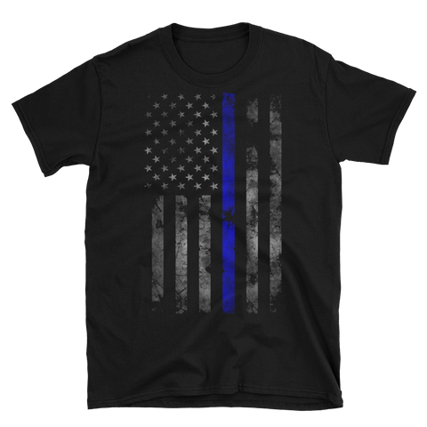 Blue Lives Matter (Thin Line),  - Sarx Clothing