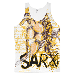 SarX (Spartan) All over Classic fit tank top (unisex),  - Sarx Clothing
