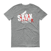 SarX Workout Fitness Short sleeve t-shirt,  - Sarx Clothing