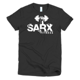 Muscle Sarx Short sleeve women's t-shirt,  - Sarx Clothing