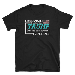 I voted TRUMP 2020,  - Sarx Clothing