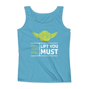 Lift you Must Fitness Ladies' Tank,  - Sarx Clothing