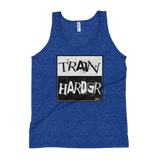 Train Harder Mens Tank,  - Sarx Clothing
