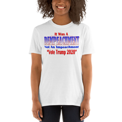 It was not IMPEACHMENT,  - Sarx Clothing
