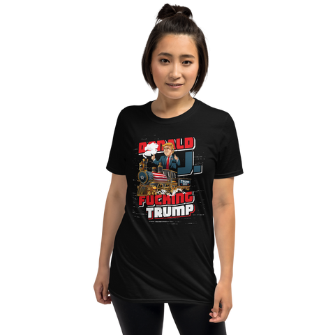 Donald Fucking Trump,  - Sarx Clothing