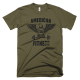 SarX Eagle Short sleeve men's t-shirt - Sarx Clothing
