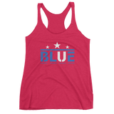 Blue (Star) Women's tank top,  - Sarx Clothing