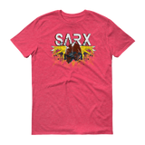 SarX Fitness (Skullhands) Short sleeve t-shirt - Sarx Clothing
