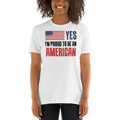 Proud American YES