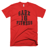 Sarx Varsity Short sleeve men's t-shirt,  - Sarx Clothing