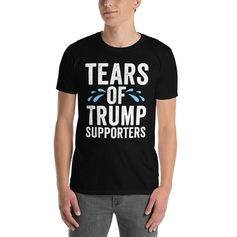 Trump Supporter Tears