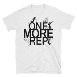 SarX One More Rep T-Shirt - Sarx Clothing