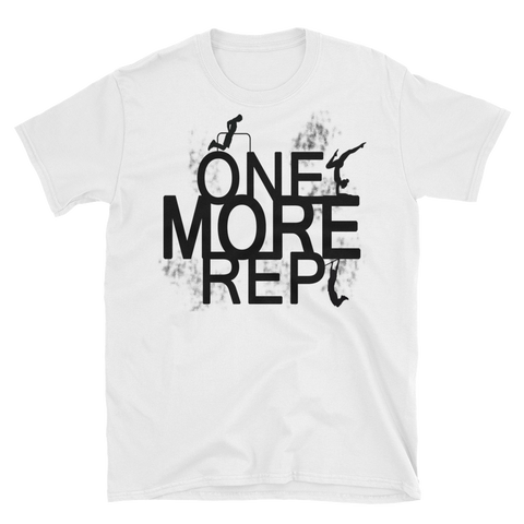 SarX One More Rep T-Shirt,  - Sarx Clothing