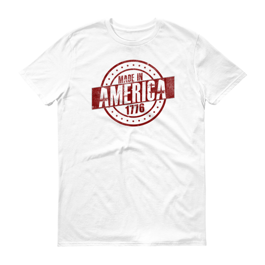 Made In America Short sleeve t-shirt,  - Sarx Clothing