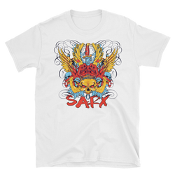 SarX Fitness (Color Skull)  T-Shirt - Sarx Clothing