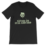 Full Libtard short sleeve t-shirt,  - Sarx Clothing