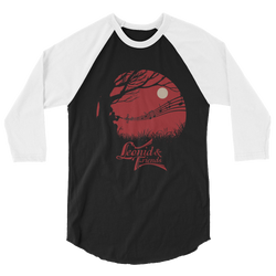 Mellow Leonid and Friends Raglan sleeve,  - Sarx Clothing