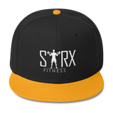 Sarx Fitness Hat Wool Blend Snapback - Sarx Clothing