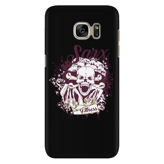 SarX Fitness Skull Phone case - Sarx Clothing