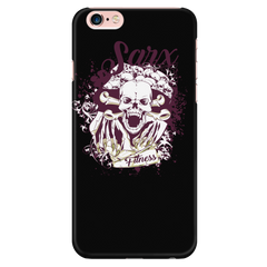 SarX Fitness Skull Phone case, Phone Cases - Sarx Clothing