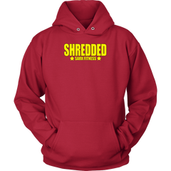 SarX Shredded Hoodie, T-shirt - Sarx Clothing